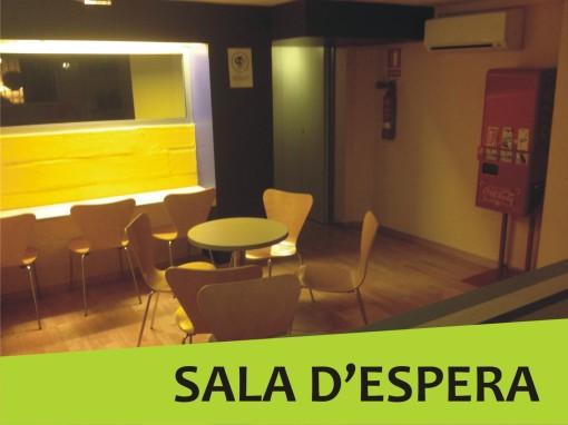 SALA D'ESPERA - 1 1